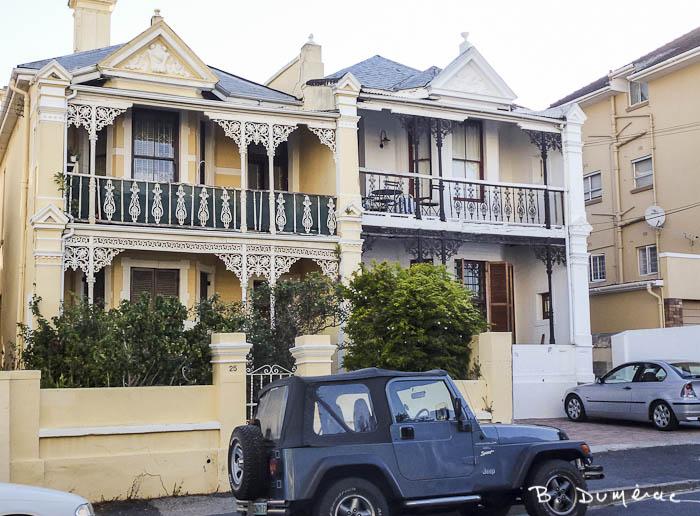 Une maison à Cape Town