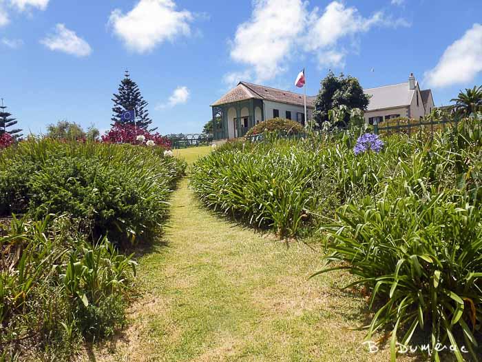 Longwood, entrée du jardin
