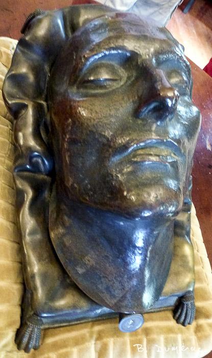 Masque mortuaire Napoléon