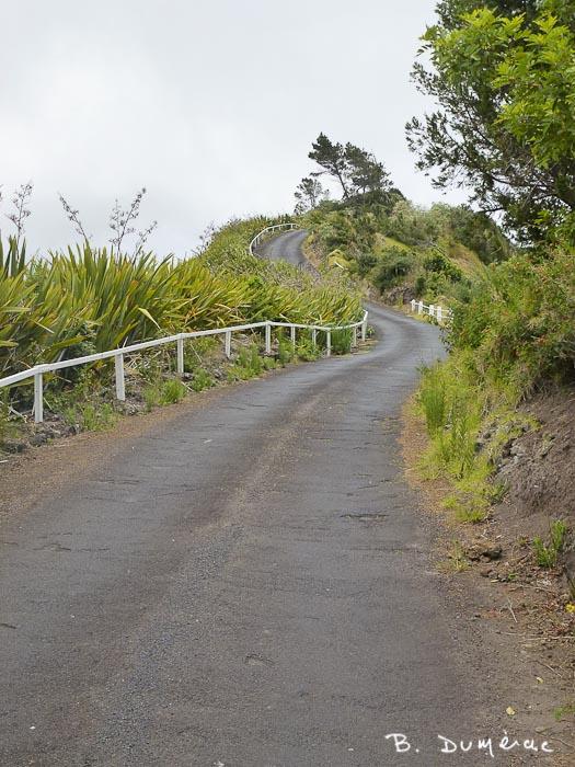 Petite route Sainte-Hélène