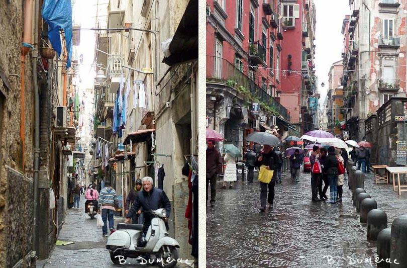 Ruelles de Naples 2