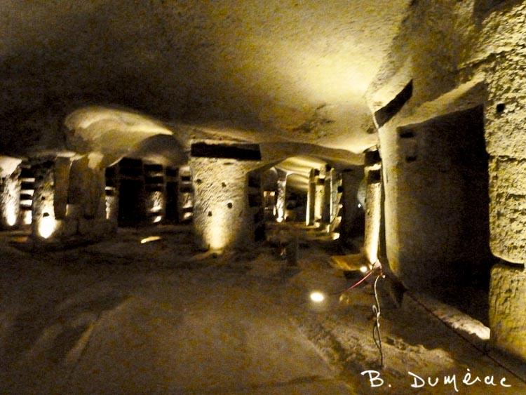 Catacombes San Genaro