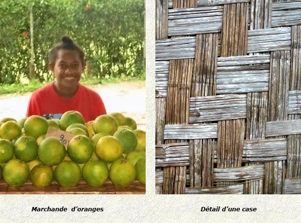 Marchande d'oranges vanuatu