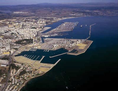 Port d'Algésiras