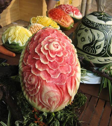 fruits en fleurs Saigon