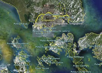 singapour carte 2