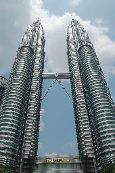 Tours Petronas, à Kuala Lumpur