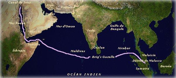 Voyage Océan Indien